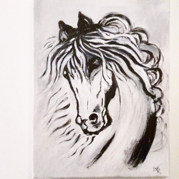 Peinture Contemporaine Est Un Tableau Pictures To Pin On