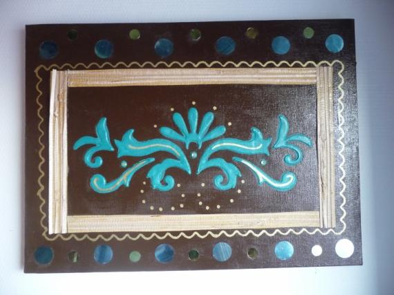 Peinture marron chocolat photos de conception de maison for Couleur marron glace peinture