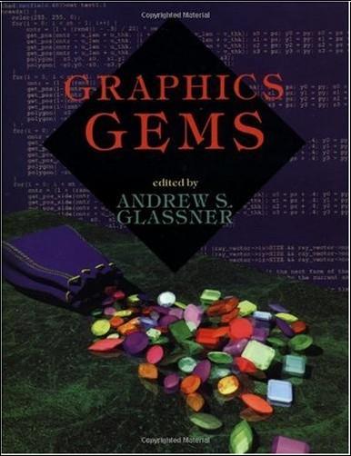 Andrew S. Glassner - Graphics Gems