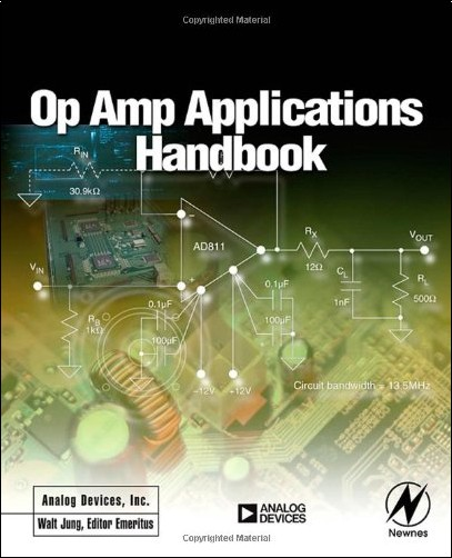 Walt Jung - Op Amp Applications Handbook