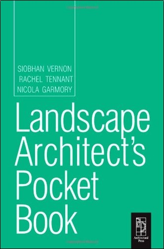 Siobhan Vernon - Landscape Architect's Pocket Book