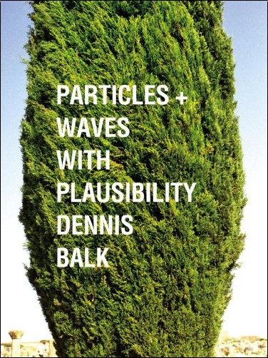 Dennis Balk - Particles + Waves With Plausibility