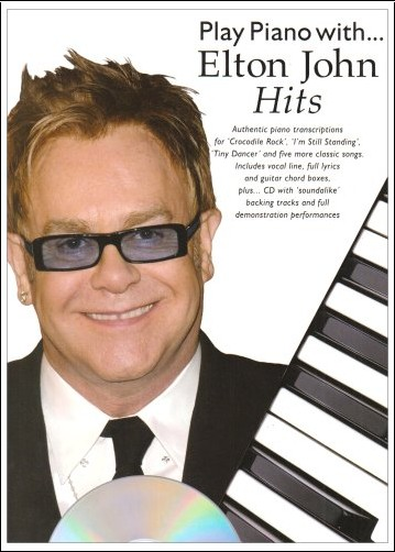 Sir Elton John - Elton John Play Piano with vol.2 + CD