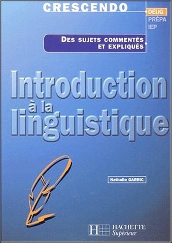 introduction a la linguistique nathalie garric livres. Black Bedroom Furniture Sets. Home Design Ideas