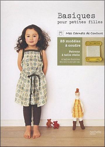 Yuki Araki - Basiques pour petites filles, 25 modèles à coudre