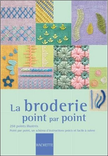 Betty Barnden - La Broderie point par point