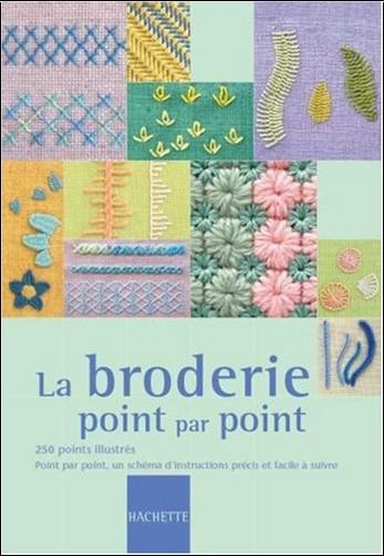 Betty Barnden - La Broderie point par point