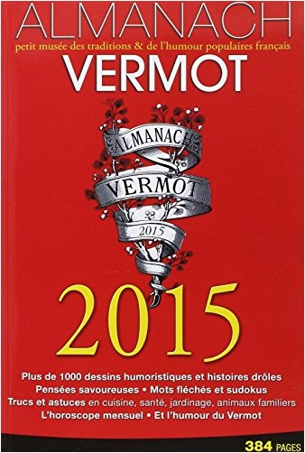 Collectif - Almanach Vermot 2015