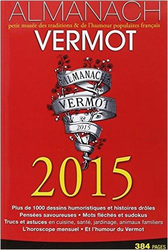Collectif - Almanach Vermot 2015
