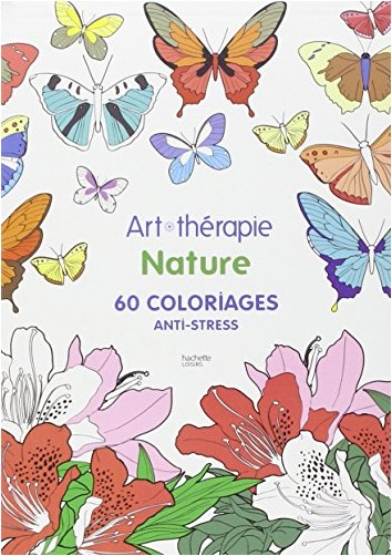 Collectif - Nature: 60 coloriages anti-stress