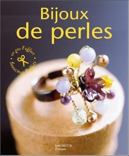 Livre sur bijoux en perles