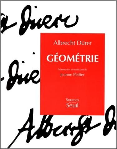 Albrecht Dürer - Géométrie