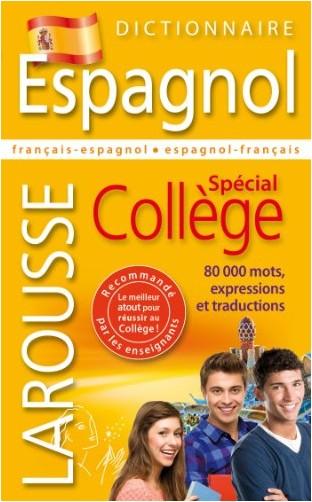 Collectif - Dictionnaire Espagnol - Spécial Collège