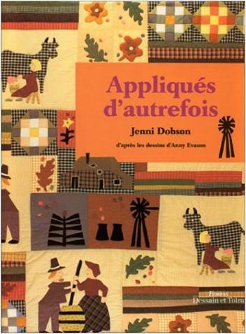 Jenni Dobson - Appliqués d'autrefois
