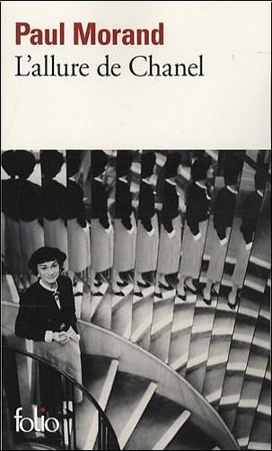 L Allure De Chanel Paul Morand Livres