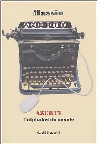 Massin - AZERTY : L'alphabet du monde