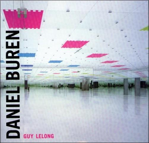 Guy Lelong - Daniel buren