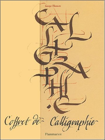 George Thomson - Coffret de calligraphie