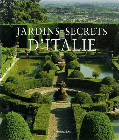 Ann Laras - Jardins secrets d'Italie