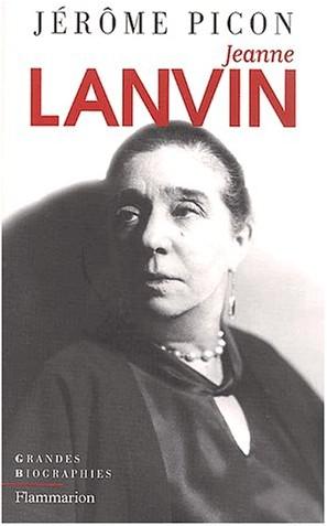 Jérôme Picon - Jeanne Lanvin