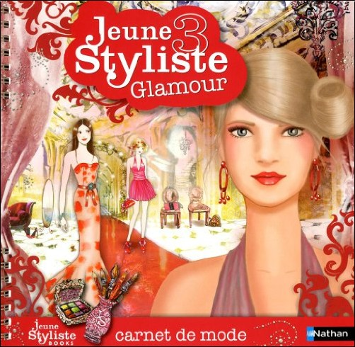 Pascale d'Andon - Jeune styliste 3 - glamour -