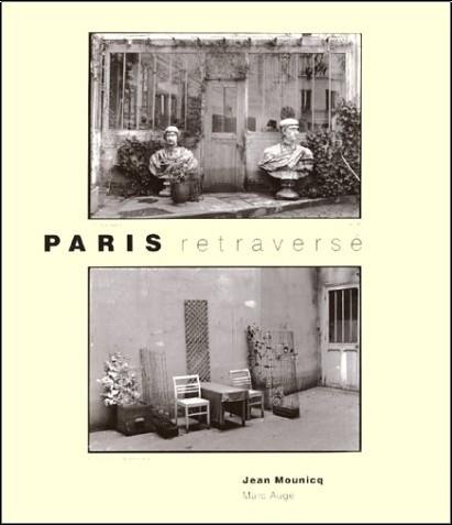 Jean Mounicq - Paris retraversé