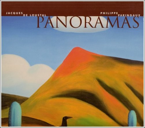 Jacques De Loustal - Panoramas, Regards