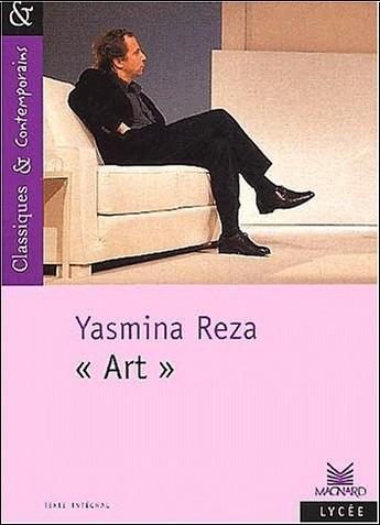 Yasmina Reza - Art