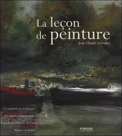 Jean-Claude Gérodez - La leçon de peinture