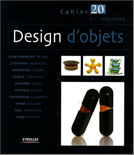 Jean-François Blanc - Design d'objets