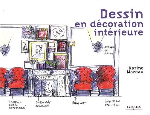 Karine Mazeau - Dessin en décoration intérieure