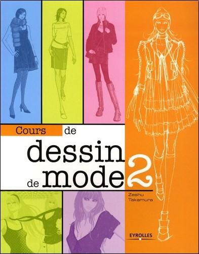 Zeshu Takamura - Cours de dessin de mode 2