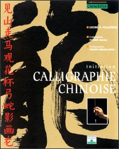 Lucien X. Polastron - Calligraphie chinoise : Initiation