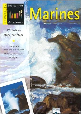 Collectif - Marines : 12 modèles étape par étape