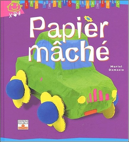 Muriel Damasio - Papier maché