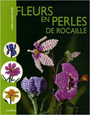 Marie-Claude Burel - Fleurs en perles de rocaille