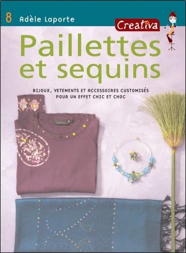 Adèle Laporte - Paillettes et sequins