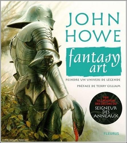 John Howe - L'ART DE LA FANTASY