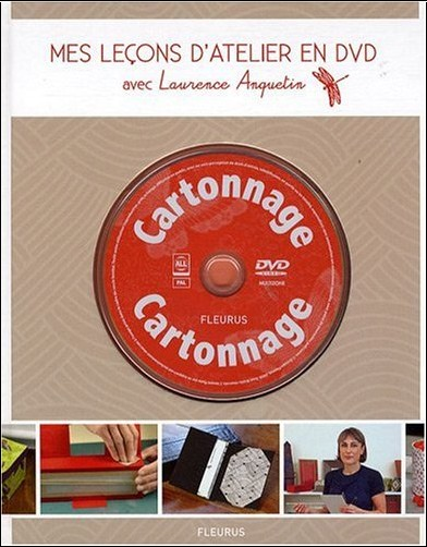 Laurence Anquetin - Le cartonnage (1DVD)