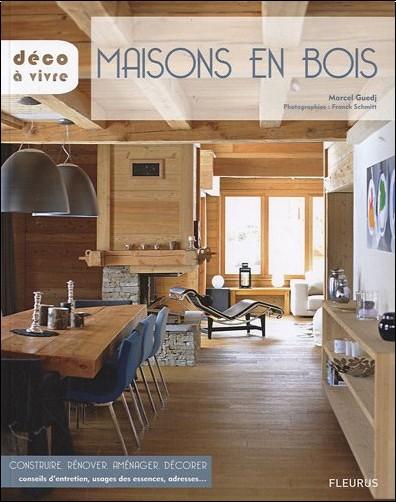 Marcel Guedj - Maisons en bois