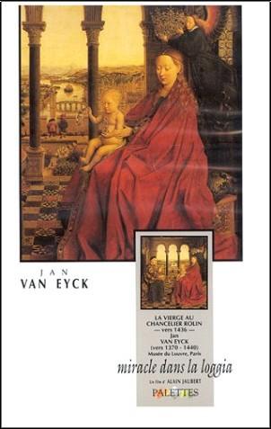 J. Van Eyck - La Vierge au chancelier Rolin (VHS)