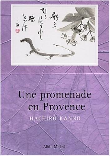Hachiro Kanno - Une promenade en Provence (Coffret)