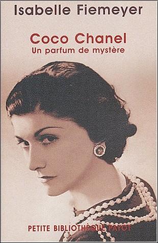 Isabelle Fiemeyer - Coco Chanel : Un parfum de mystère