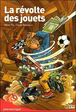 Olivier Ka - La révolte des jouets