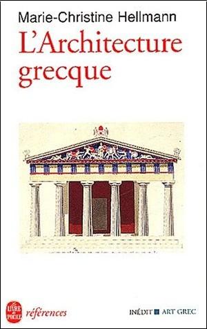 L 39 Architecture Grecque Hellmann M C Livres