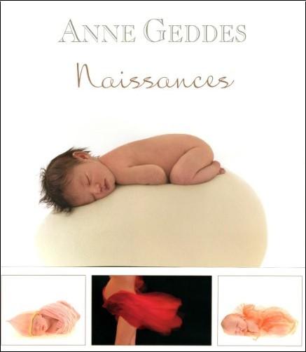 Anne Geddes - Naissances