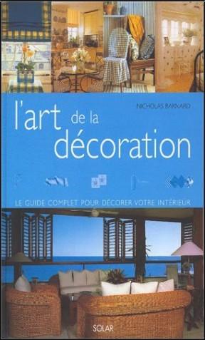 Nicolas Barnard - Art de la décoration ne