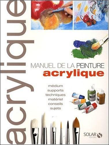 Corinne Cesano - Manuel de la peinture acrylique