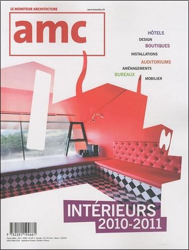 Marianne Aprile - AMC : Hors-série intérieurs 2010-2011