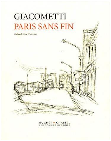 Giacometti - Paris sans fin